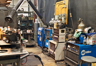 Welding and Fabrication | Concept Machine & Tool, Inc.