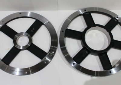 Welded & Machined Bearing Housings