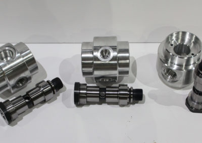 Aluminum Housings & Shafts