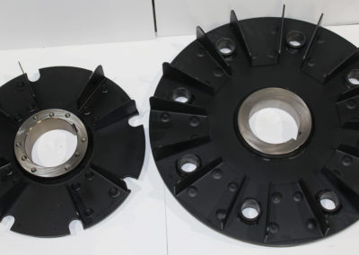 Fan & Coupling Weldments